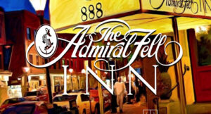 The Admiral Fell Hotel in Fells Point